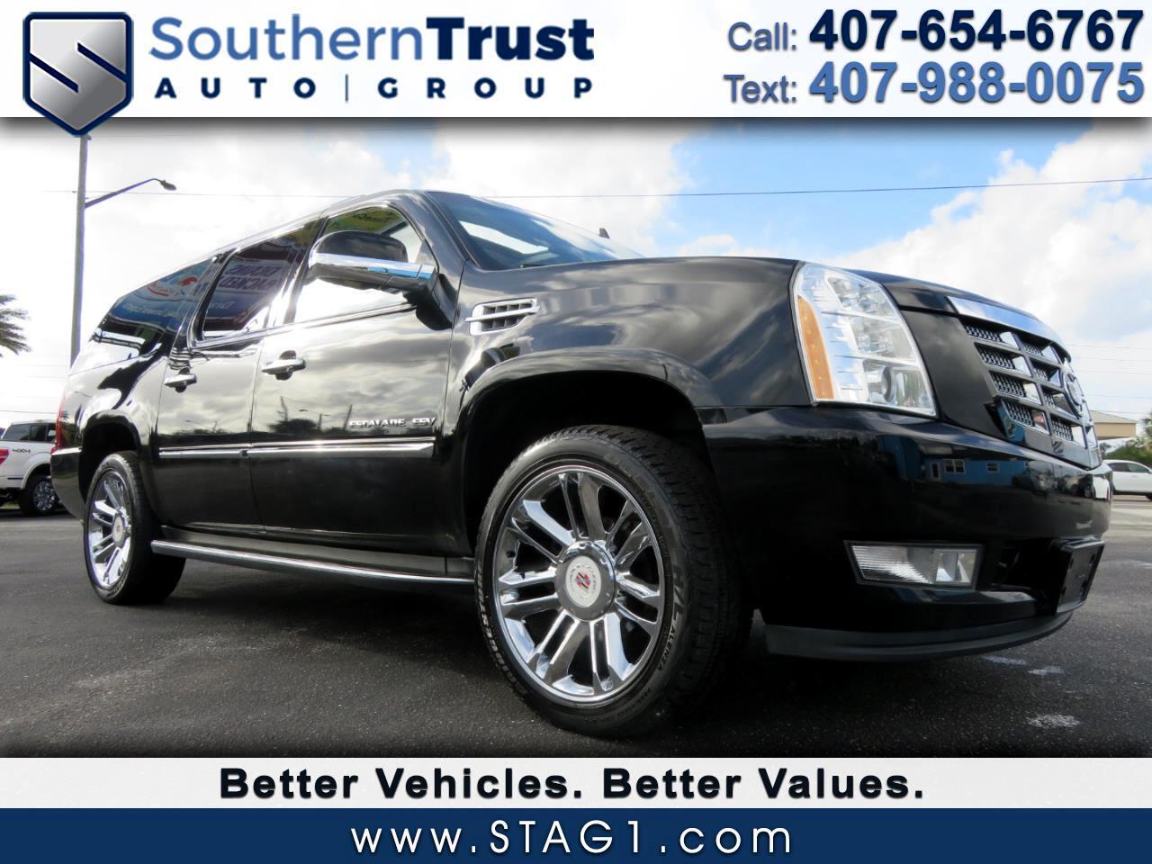 Cadillac Escalade ESV AWD 4dr Luxury 2011