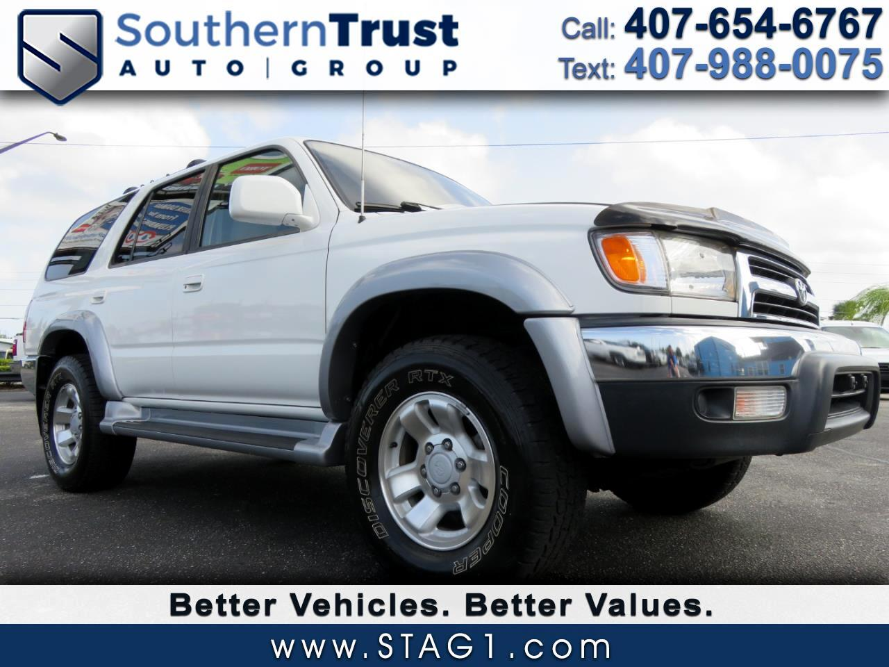 Toyota 4Runner 4dr SR5 3.4L Auto 4WD 2000