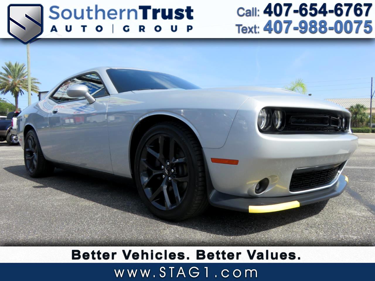 Dodge Challenger GT RWD 2019