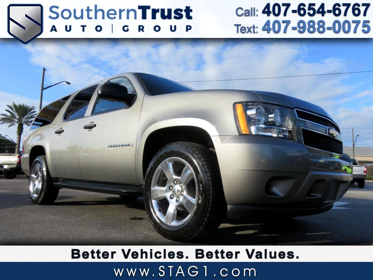Chevrolet Suburban 2WD 4dr 1500 Commercial 2009