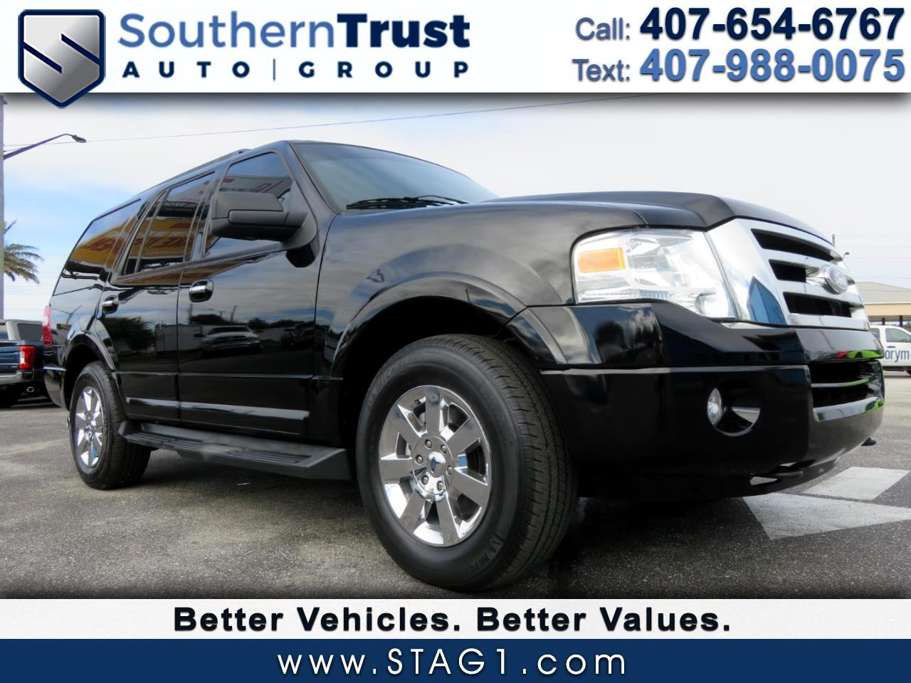 Ford Expedition 4WD 4dr XLT 2009