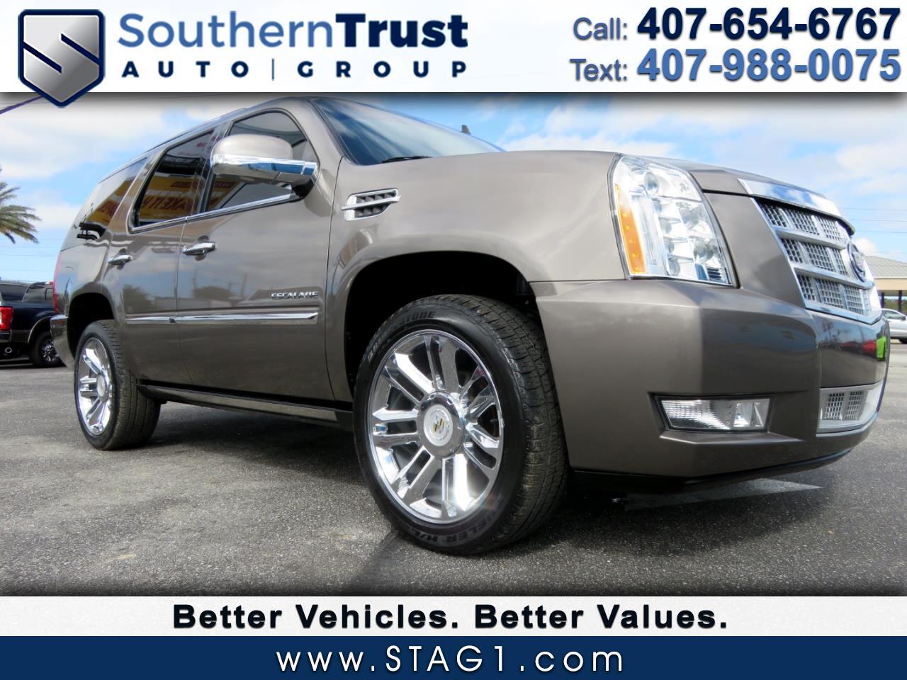 Cadillac Escalade 2WD 4dr Platinum Edition 2011