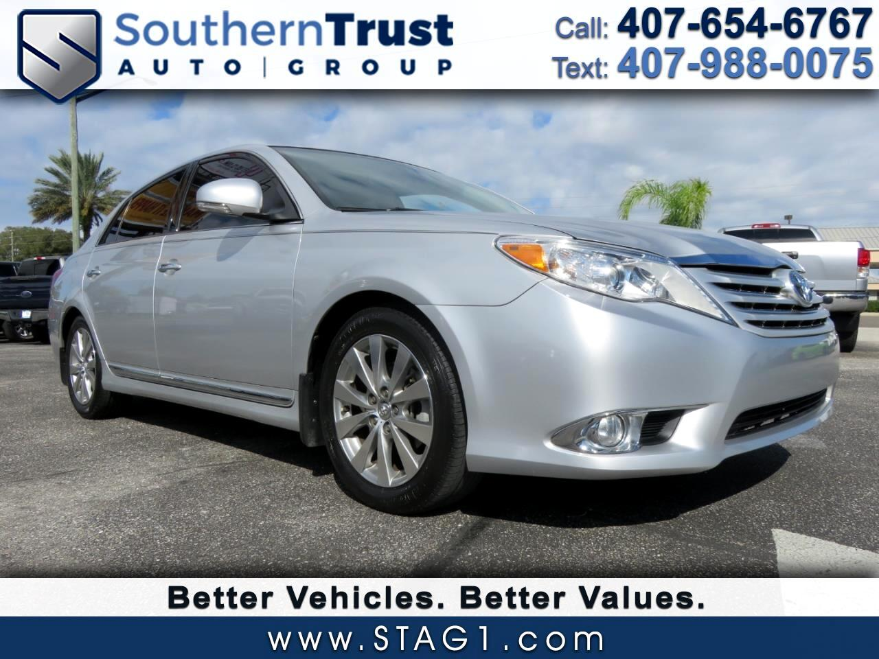 Toyota Avalon 4dr Sdn (Natl) 2011