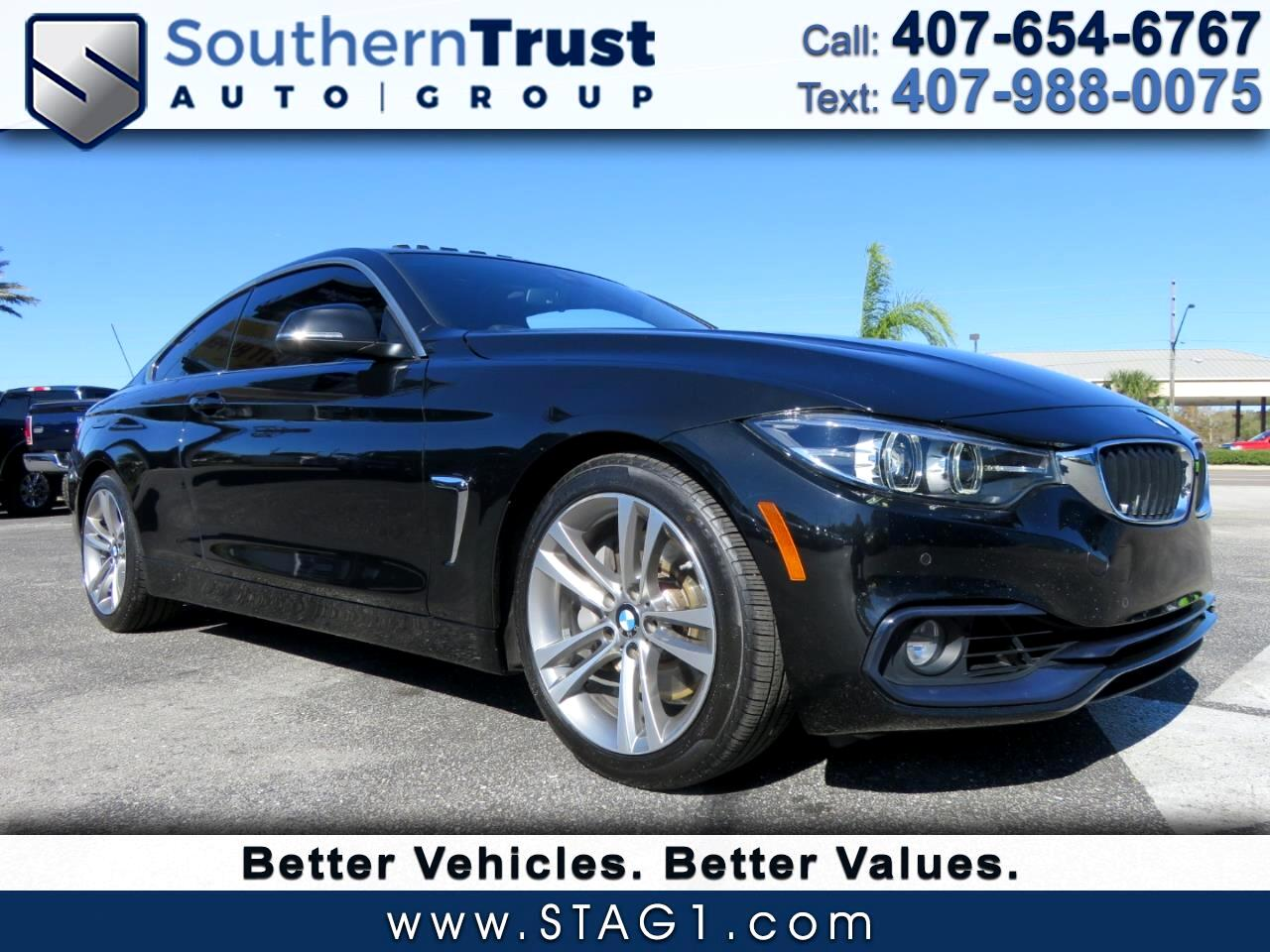 BMW 4 Series 440i Coupe 2018