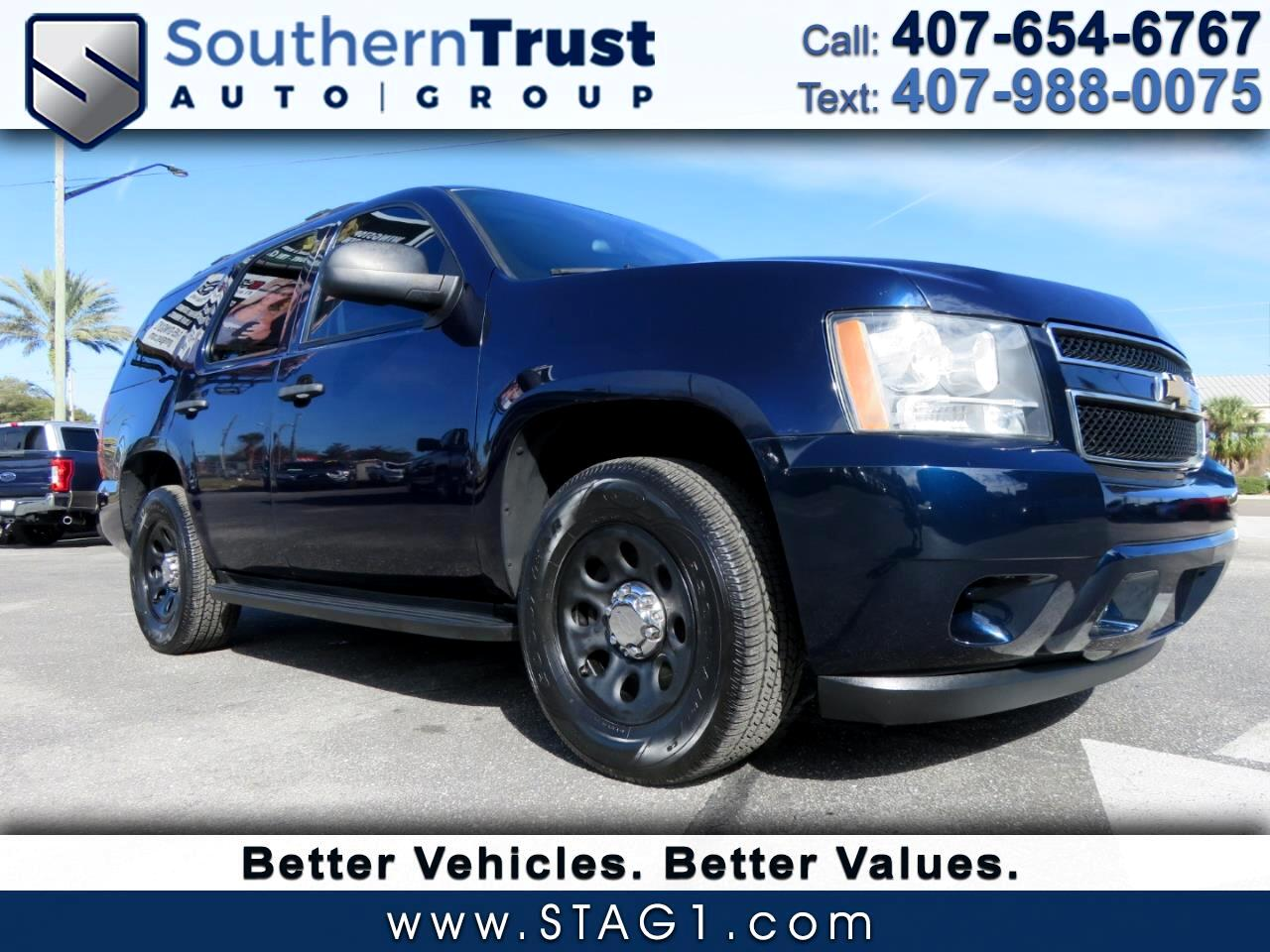 Chevrolet Tahoe 2WD 4dr 1500 Police 2009