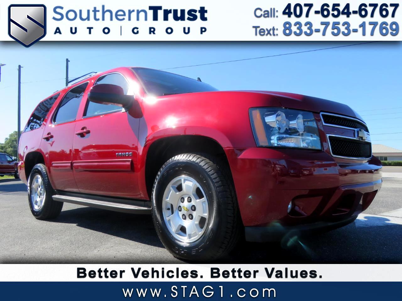 Chevrolet Tahoe 2WD 4dr 1500 LT 2013