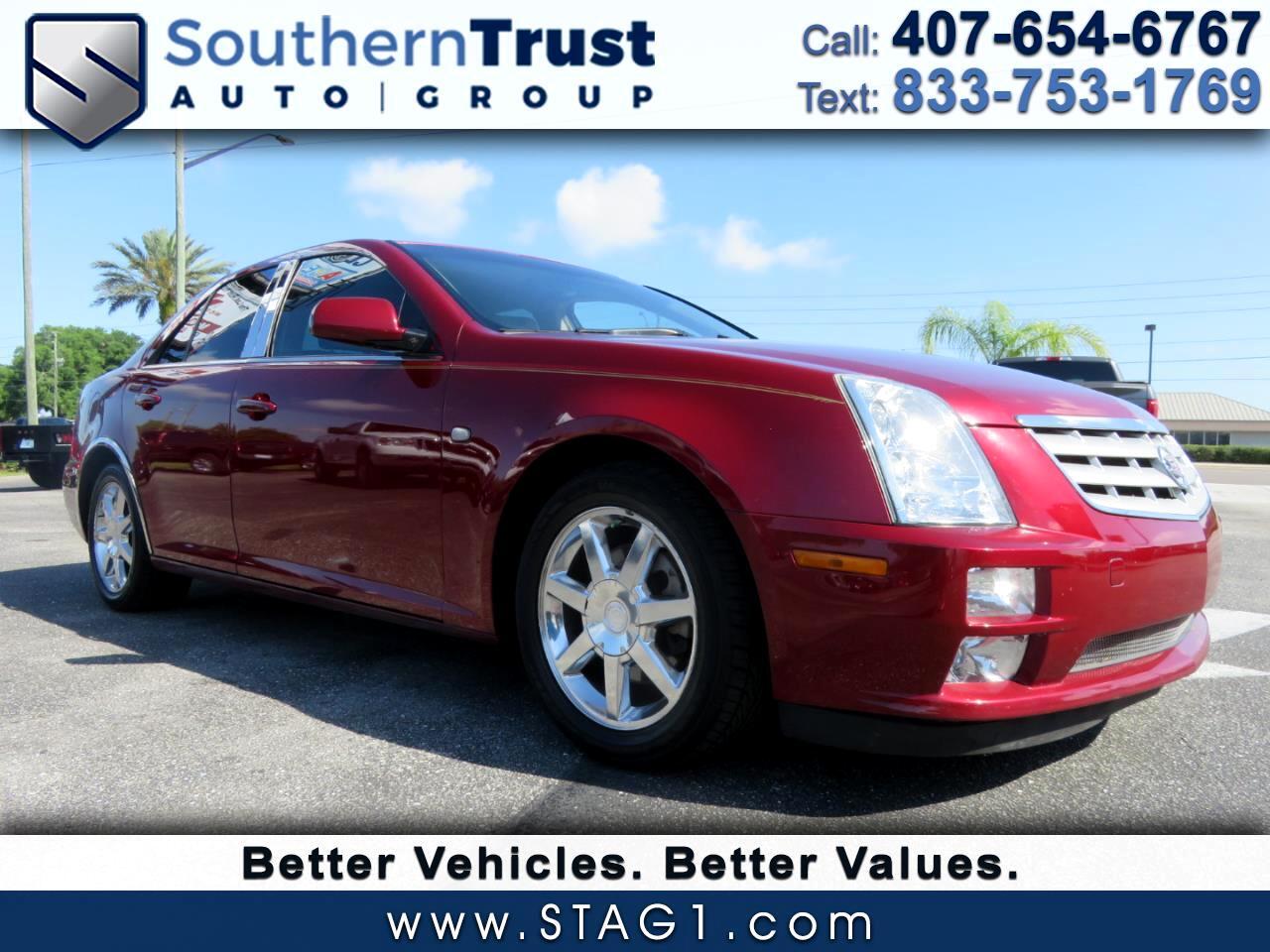 Cadillac STS 4dr Sdn V6 2005