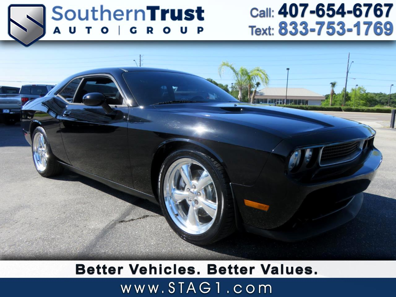 Dodge Challenger 2dr Cpe R/T Classic 2012