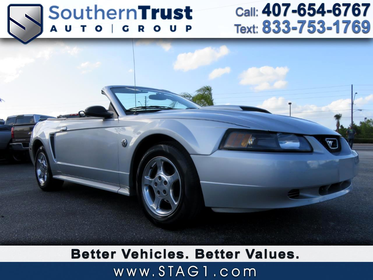 Ford Mustang 2dr Conv Premium 2004