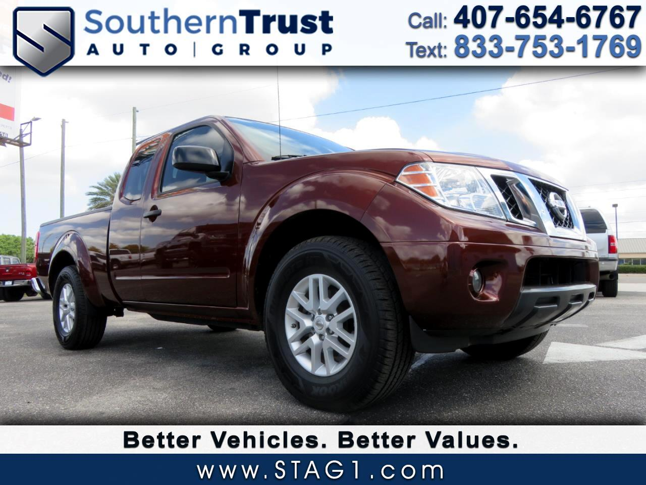 Nissan Frontier King Cab 4x2 SV V6 Auto 2017