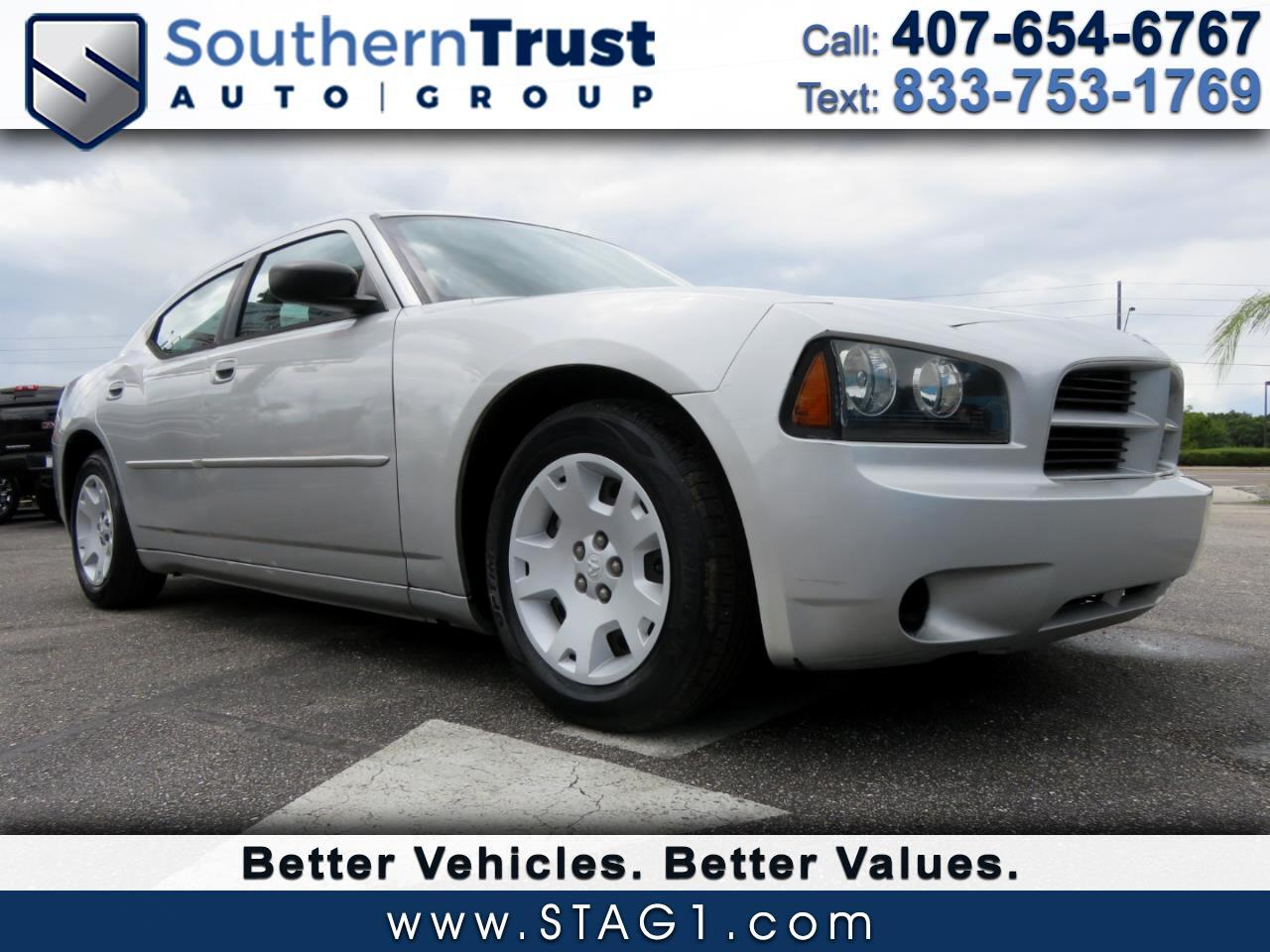 Dodge Charger 4dr Sdn Fleet RWD 2006