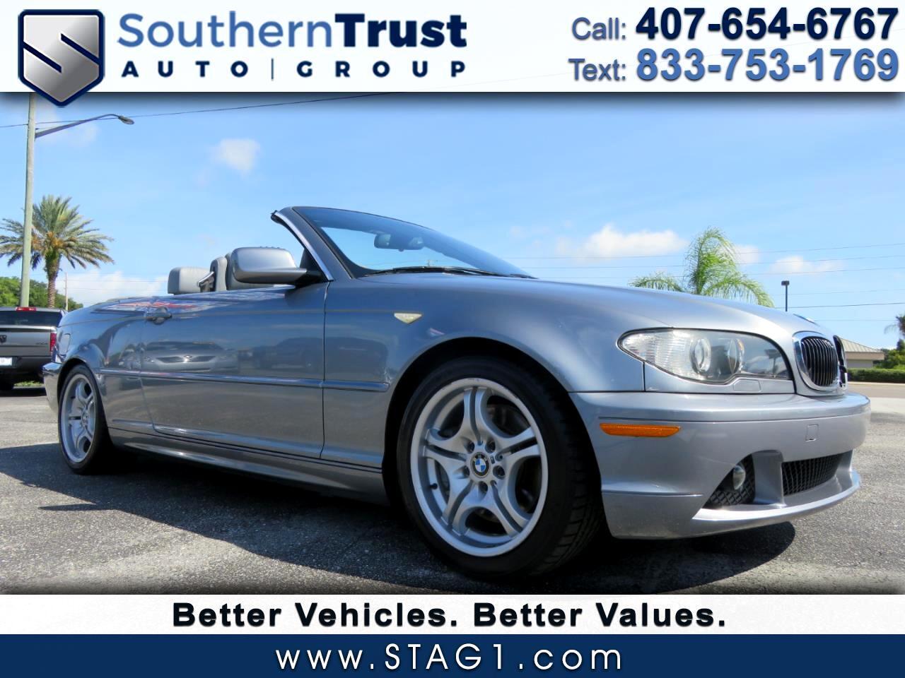 BMW 3 Series 330Ci 2dr Convertible 2006