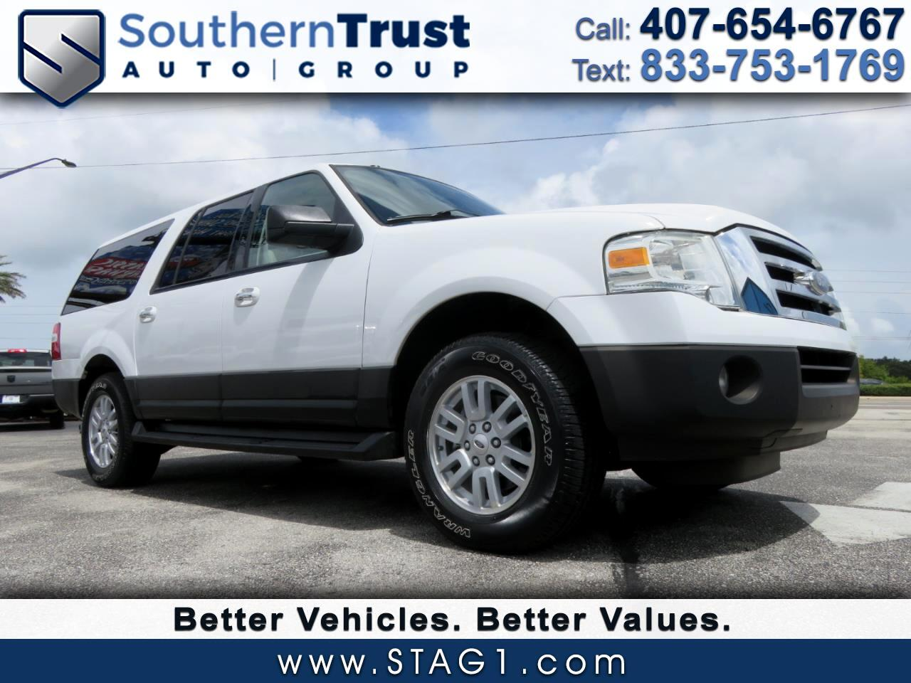 Ford Expedition EL 2WD 4dr XL 2012