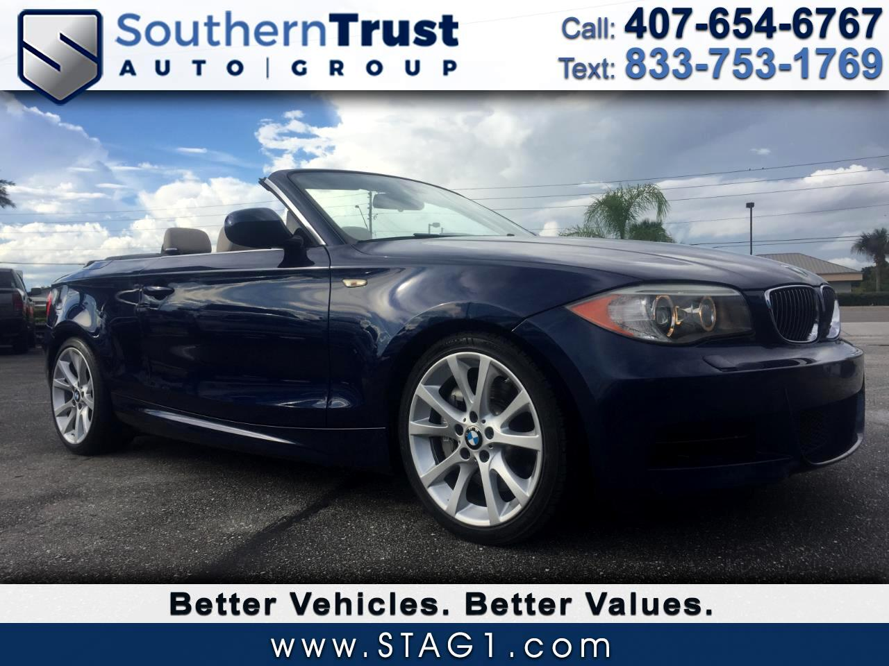 BMW 1 Series 2dr Conv 135is 2013