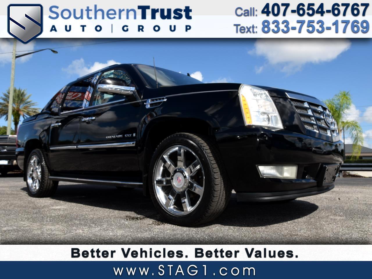Cadillac Escalade EXT AWD 4dr 2007