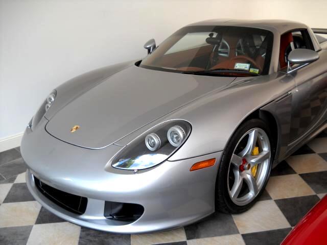 2004 Porsche Carrera GT Cabriolet