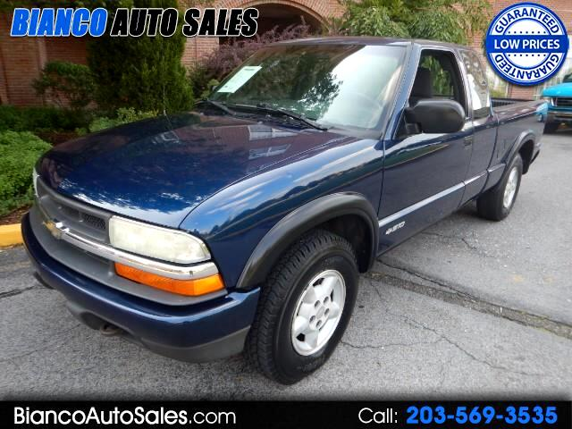 2003 Chevrolet S10 Pickup Ext. Cab 4WD