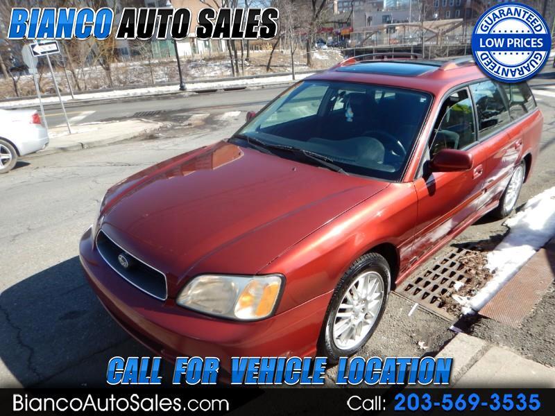 2003 Subaru Legacy Wagon L
