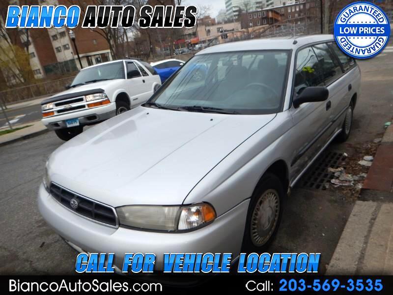 1998 Subaru Legacy Wagon L AWD