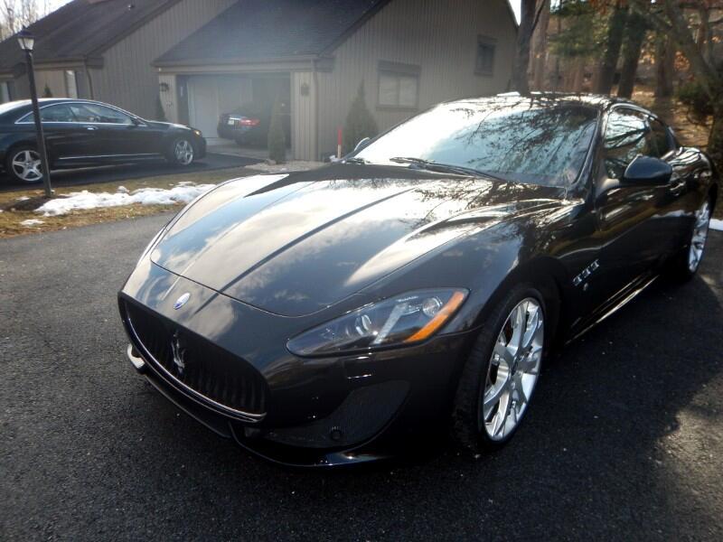 Maserati GranTurismo Sport Coupe 2016