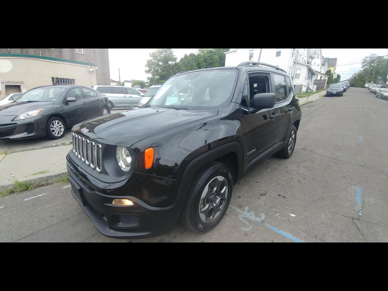 Jeep Renegade Sport FWD 2016