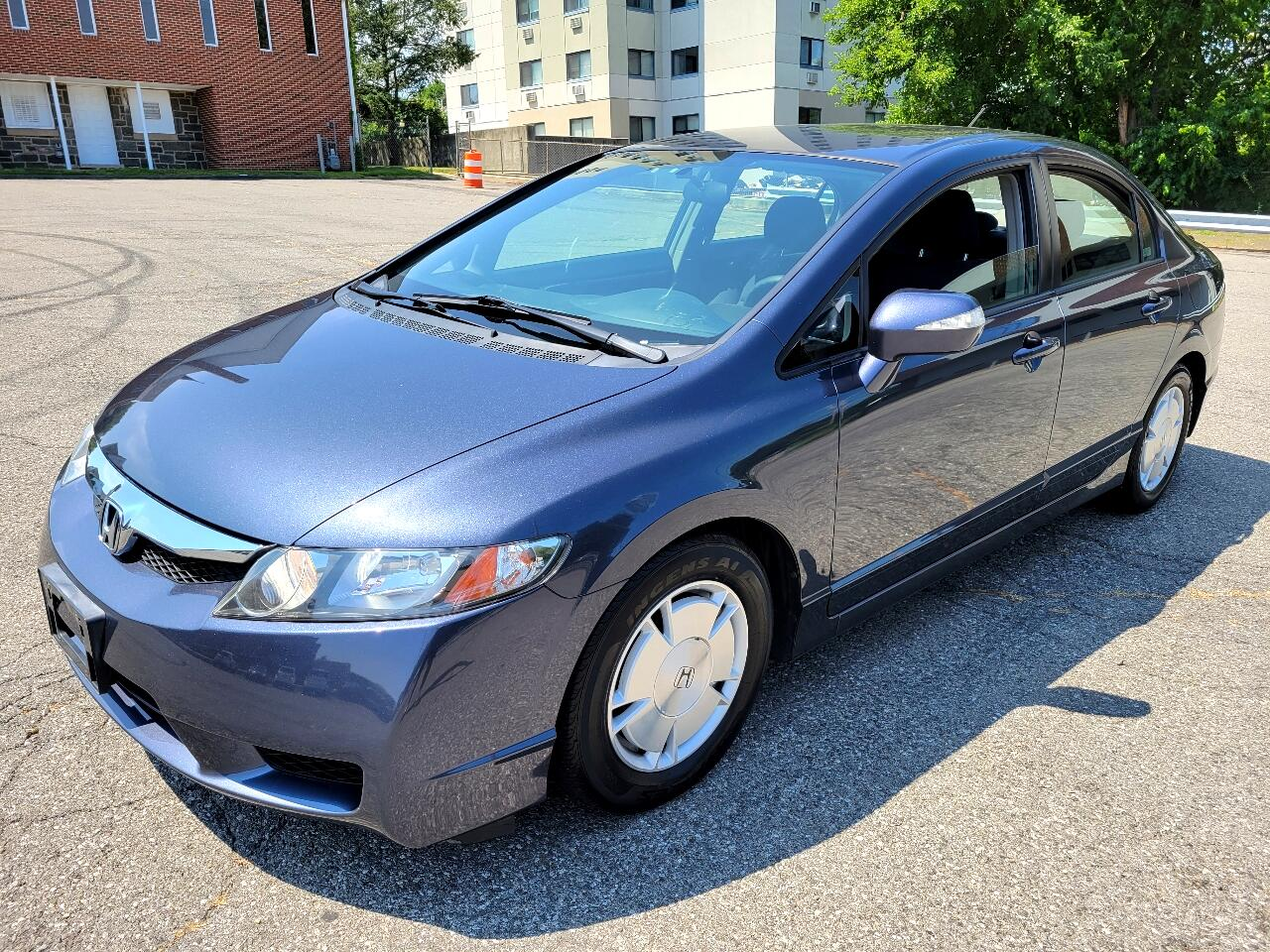 Honda Civic Hybrid CVT AT-PZEV 2010