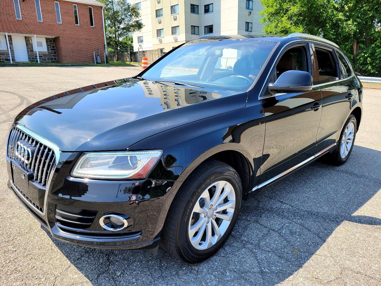 Audi Q5 2.0 quattro Premium 2013