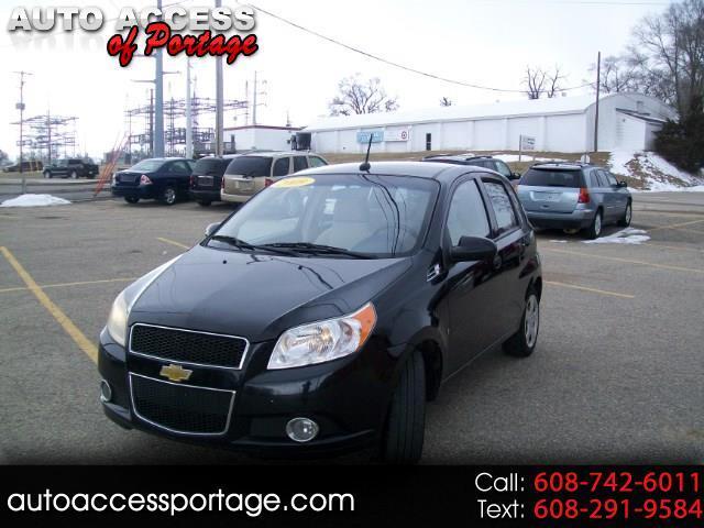 2009 Chevrolet Aveo5 LT