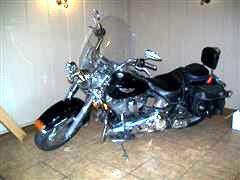 1998 Harley-Davidson FLSTC