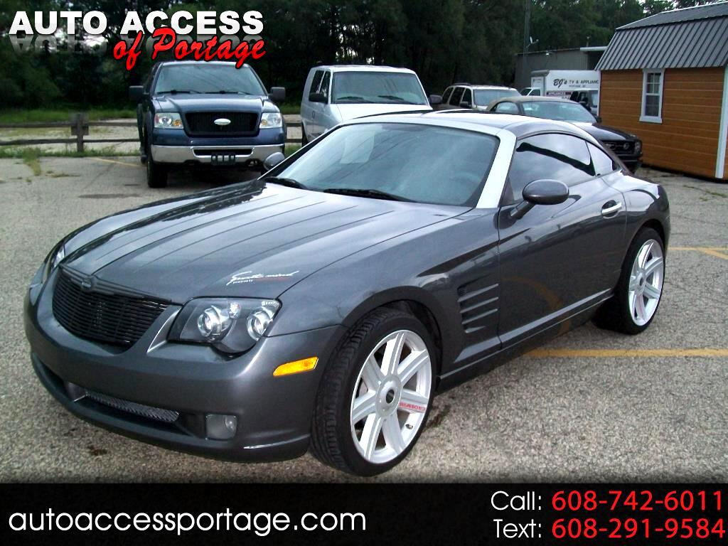 2004 Chrysler Crossfire 2dr Cpe
