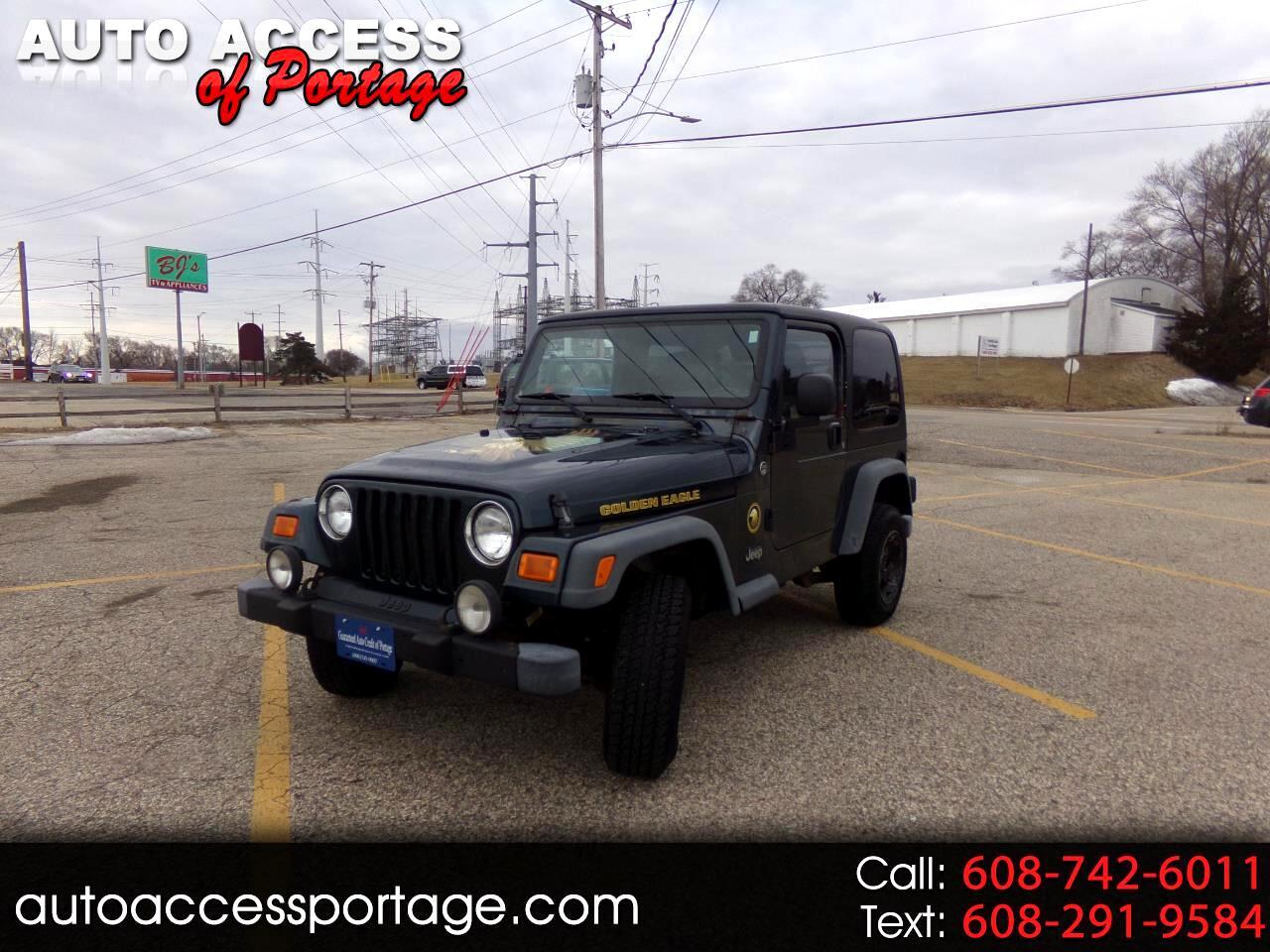 Jeep Wrangler 2dr Sport 2006