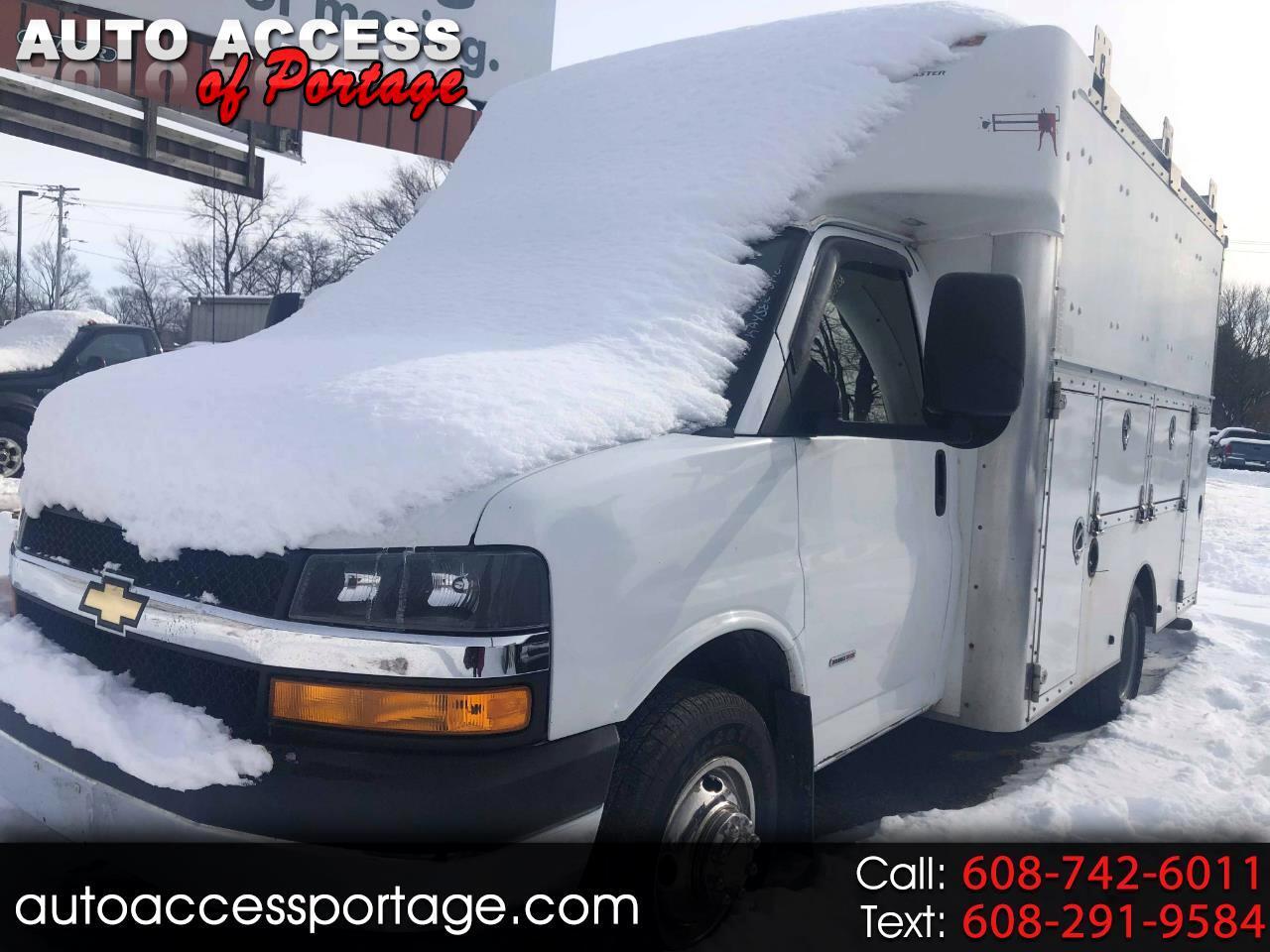 "Chevrolet Express Commercial Cutaway 139"" WB C7L DRW 2007"