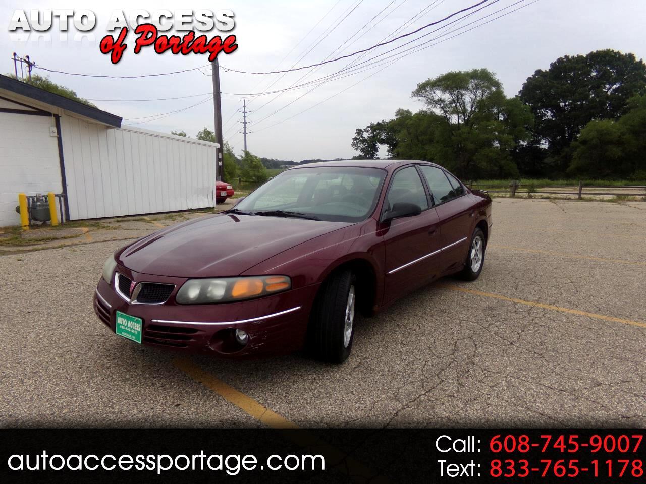 Pontiac Bonneville 4dr Sdn SE 2000