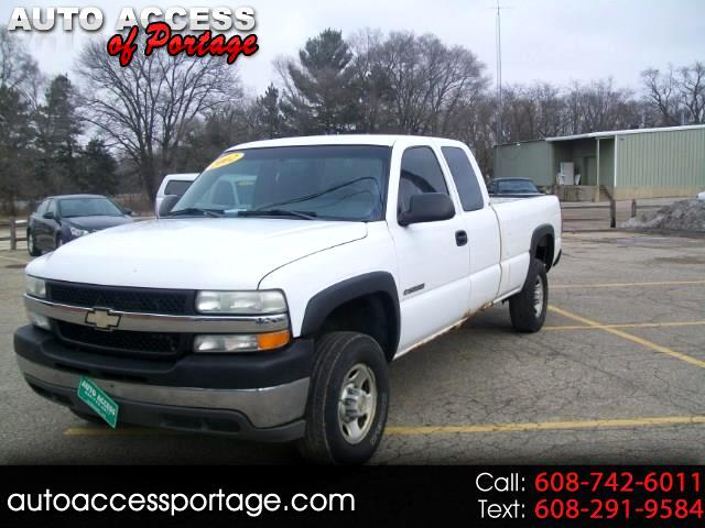 2002 Chevrolet Silverado 2500HD Ext. Cab Long Bed 2WD