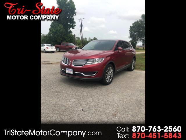 2016 Lincoln Lincoln MKX AWD