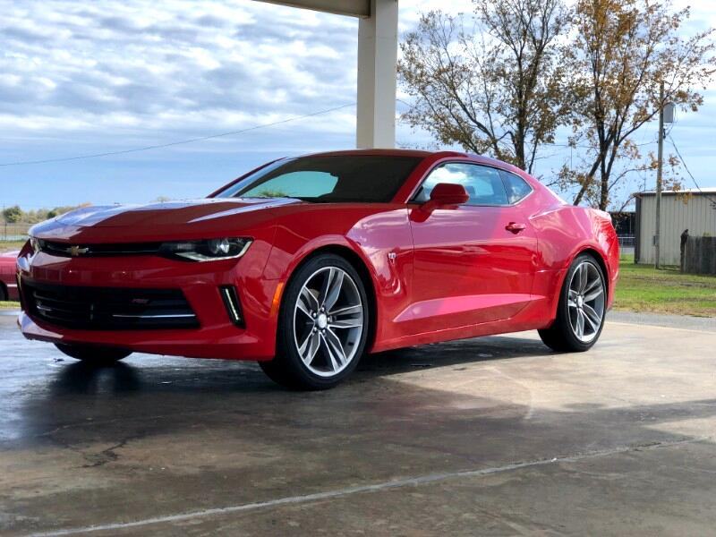 2018 Chevrolet Camaro LT RS