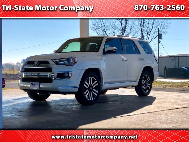 2018 Toyota 4Runner Limited 2WD V6