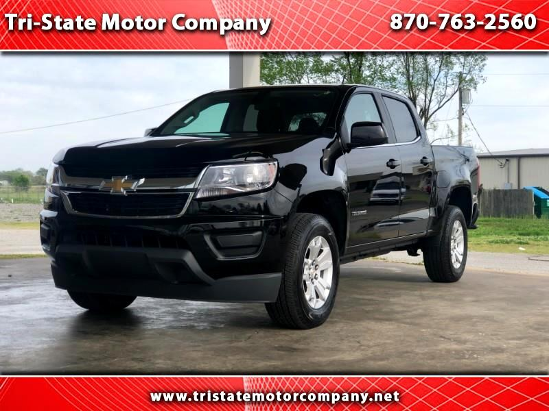 2019 Chevrolet Colorado 1LT Crew Cab 2WD