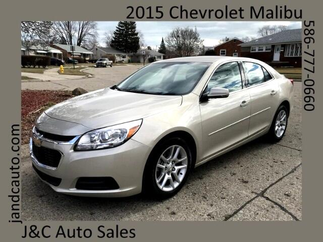 2015 Chevrolet Malibu 1LT