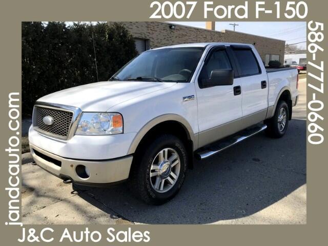 2007 Ford F-150 XLT SuperCrew Short Box 4WD