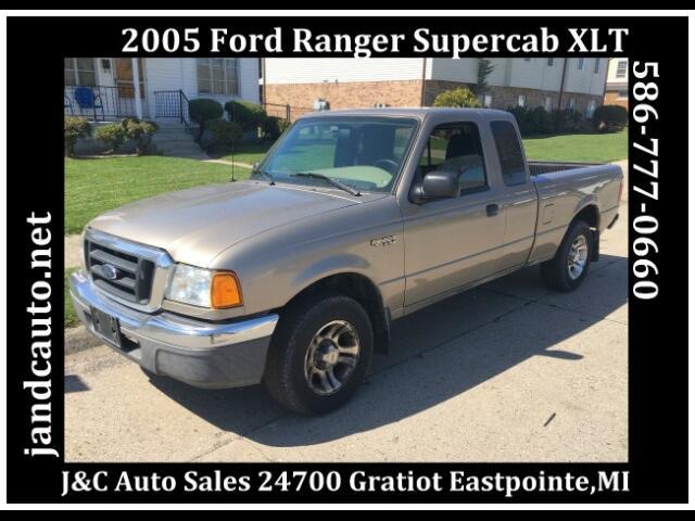 2005 Ford Ranger 2dr Supercab 3.0L XLT