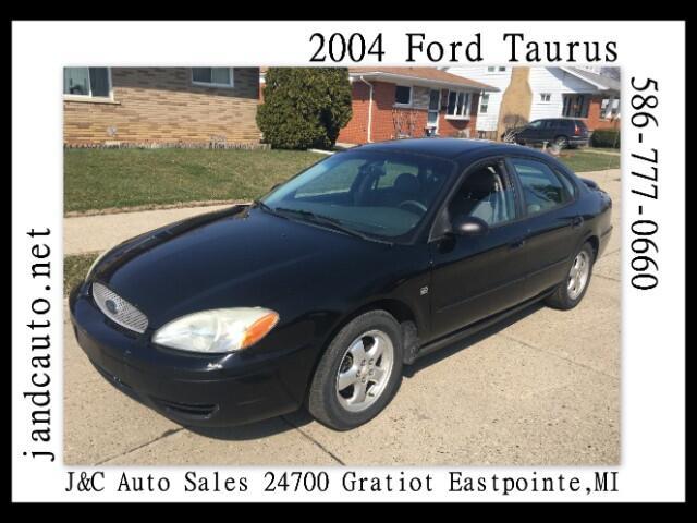 2004 Ford Taurus SES Duratec