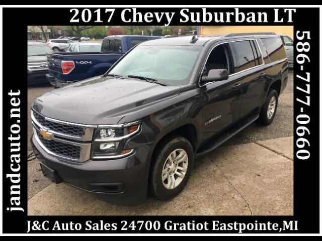 2017 Chevrolet Suburban LT 2WD