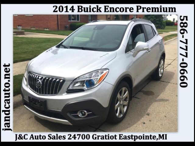 2014 Buick Encore Premium FWD