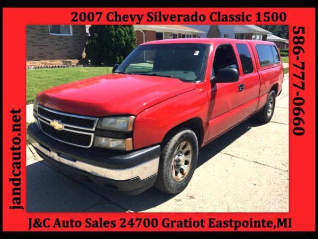 2007 Chevrolet Silverado Classic 1500 SS Ext. Cab 2WD