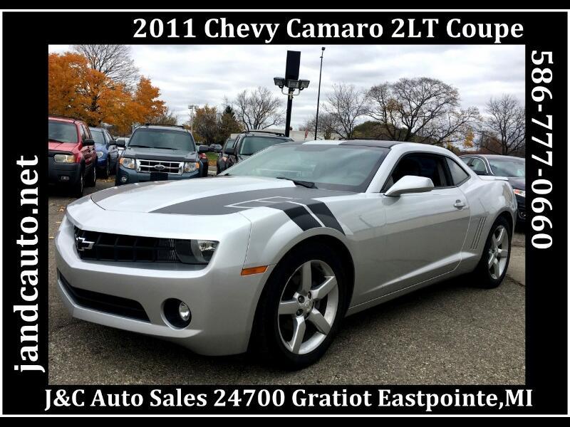 2011 Chevrolet Camaro 2LT Coupe