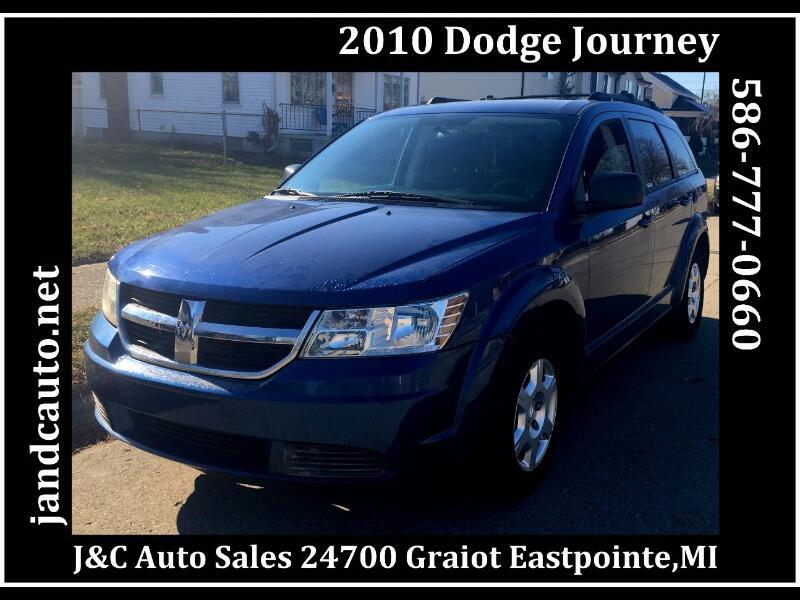 2010 Dodge Journey SE