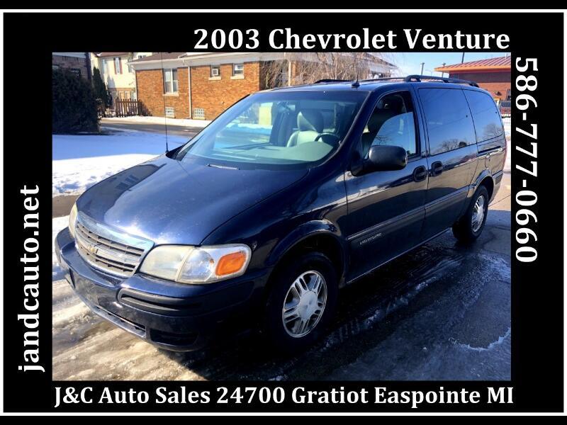 2003 Chevrolet Venture LT Entertainer Extended