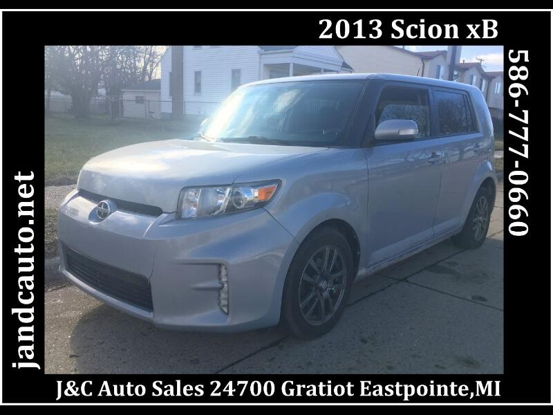 2013 Scion xB 5dr Wgn Auto 10 Series (Natl) *Ltd Avail*