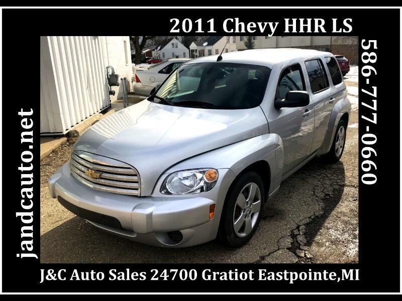 2011 Chevrolet HHR LS